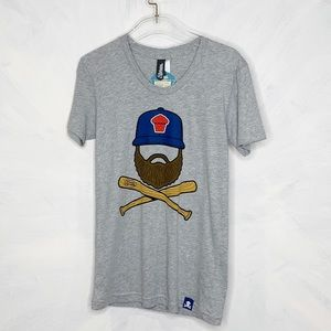 Johnny Cupcakes Red Sox 12 Napoli Fitted T-shirt